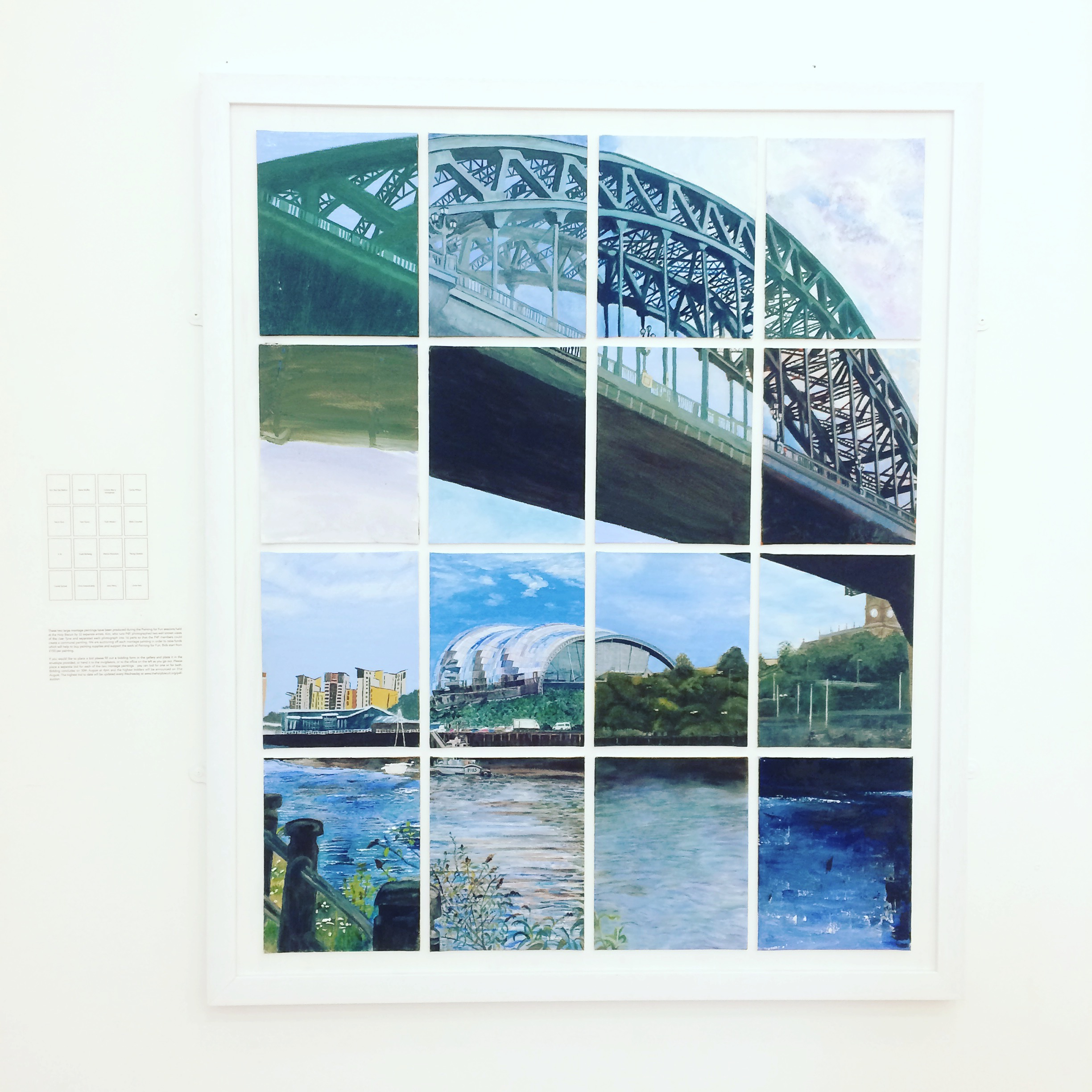 The Sage on the Tyne | Highest bid to date at £200